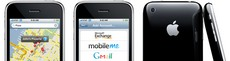 apple iphone 3g video
