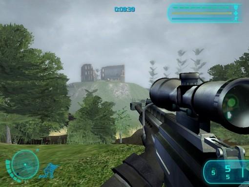 Prism: Guard Shield sniper