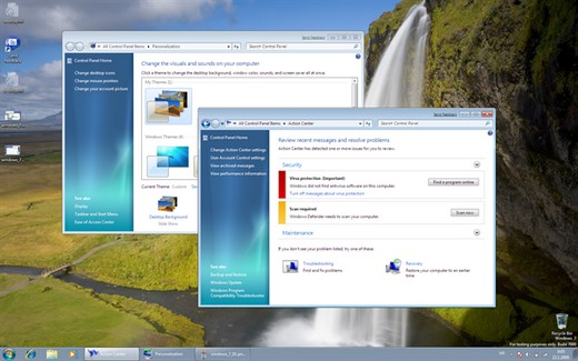 windows 7 teme