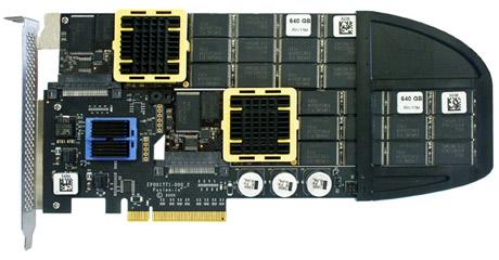 Fusion-IO SSD Duo