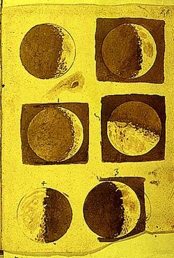 Galilejevi crteži mjesečevih mijena