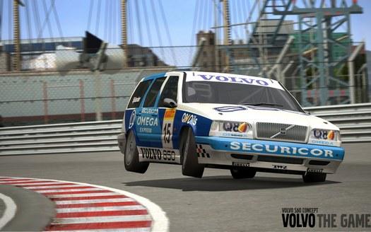 Volvo besplatna igra