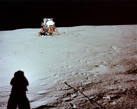 armstrongova fotografija lunarnog modula
