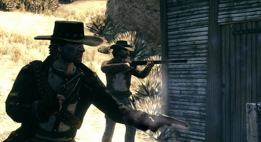 call of juarez bound in blood akcija