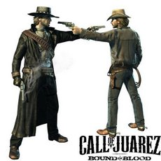 call of juarez 2 logo