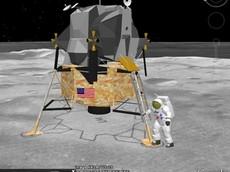 google moon apollo