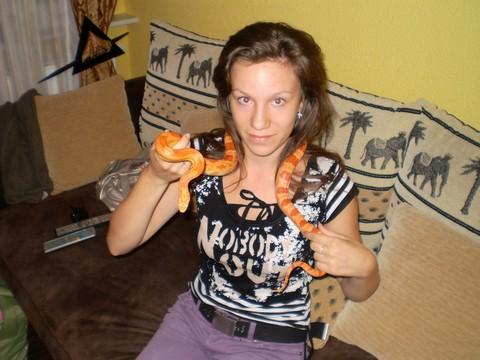daja i zmija